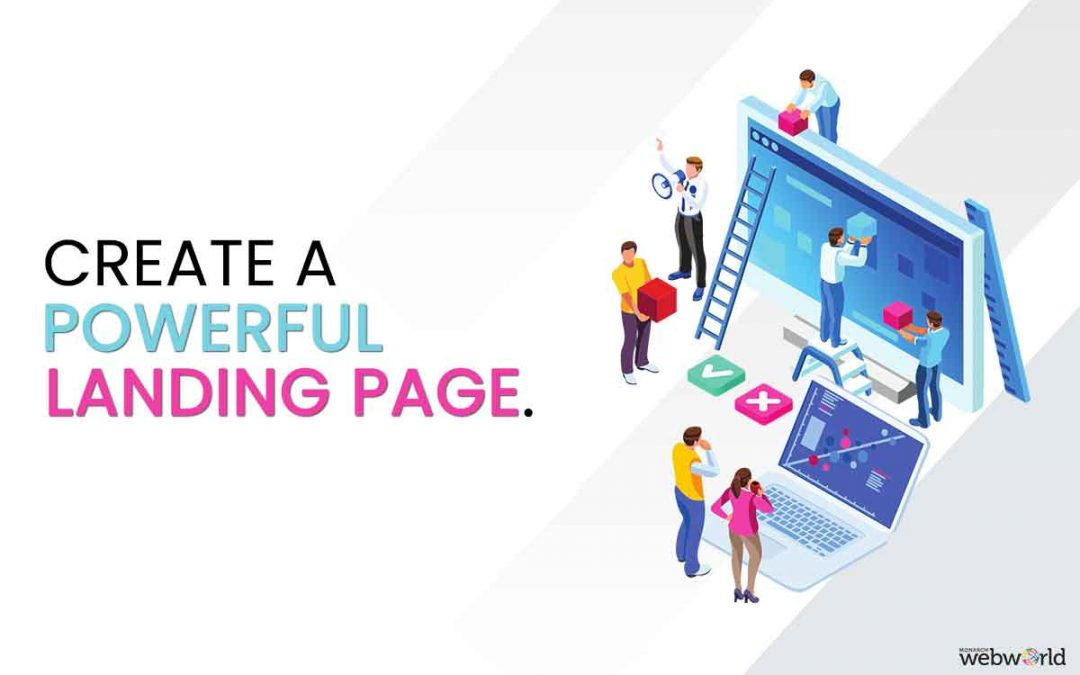 importance of landing pages