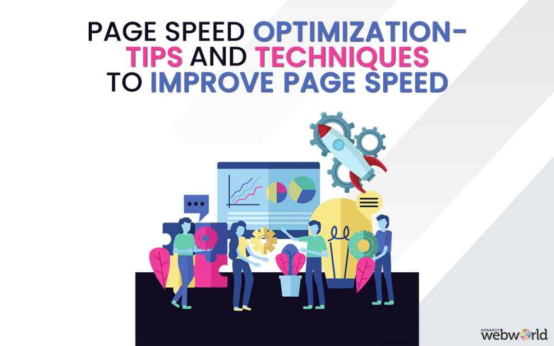 5 Simple Tips to Reduce Page load time and Speed up your Website