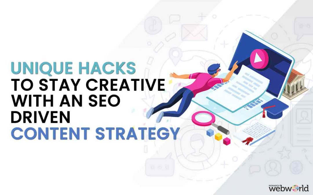 Seo Content Strategy for higher ranking